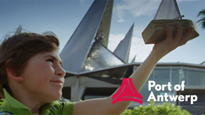Corporate Mood Movie: Port of Antwerp   Corporate Identity   Scoop.it