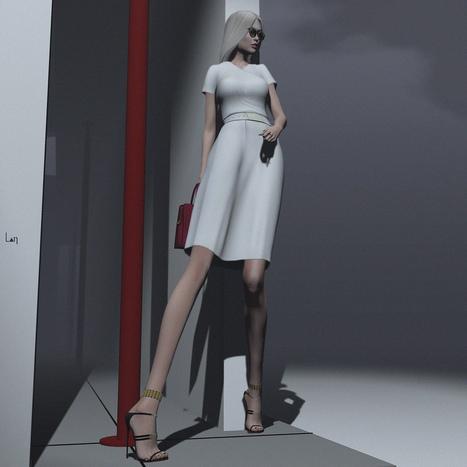 · | 亗  Second Life Fashion Addict  亗 | Scoop.it