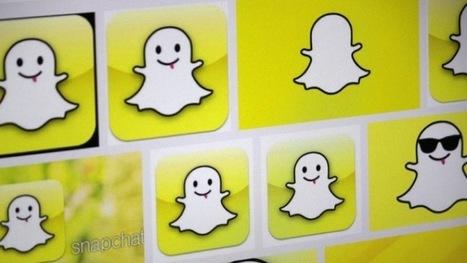 Comment Snapchat transforme les codes de la communication sur les réseaux sociaux ? - HUB Institute - Digital Think Tank | Internet world | Scoop.it