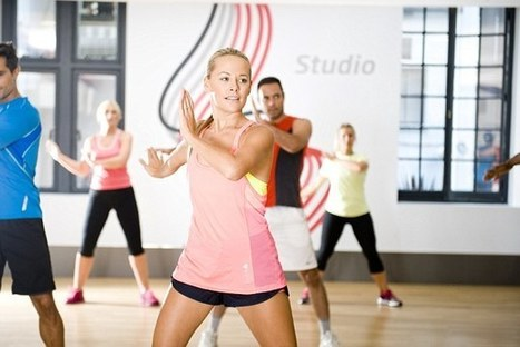 Shape up, girls! Men twice as likely to do regular exercise | Kickin' Kickers | Scoop.it