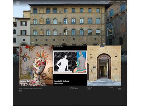 Clic France / Avec un nouveau site web, Gucci apporte une dimension numérique et mondiale à son musée | Clic France | Scoop.it
