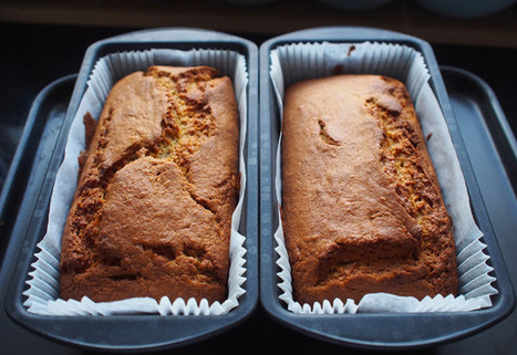 The Renaissance Epicurean Cooks...: Banana Bread [Thermomix]   Thermomix Recipes   Scoop.it