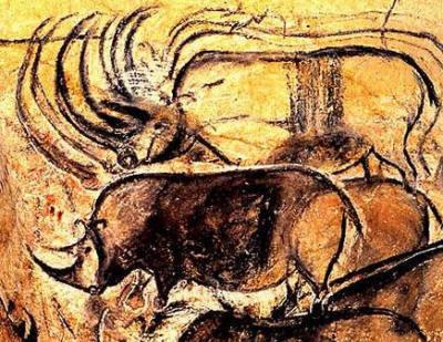 Fresques de la grotte Chauvet, antérieures à Lascaux | Aux origines | Scoop.it