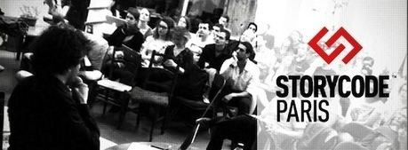 Storycode Paris | Transmedia content & storytelling [Fr] | Scoop.it