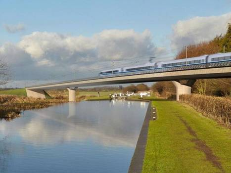 HS2 northern route stations revealed as government braces for fierce backlash   HS2 - The Midlands and beyond   Scoop.it
