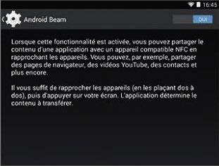 Le guide Android - Échangez vos données sans câble [NFC] | Time to Learn | Scoop.it