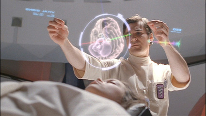 Learning From Cinema — What Sci-Fi Tells Interaction Designers about Gestural Interfaces | interaction design | Scoop.it