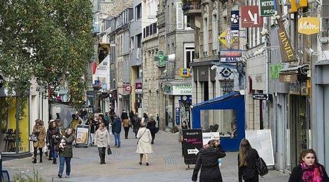 Saint-Brieuc. Six idées pour redynamiser une ville qui souffre Conférence de Jean Viard | Saint-Brieuc Entreprises: l'actualité | Scoop.it