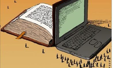 Moocs: if we're not careful so-called 'open' co...