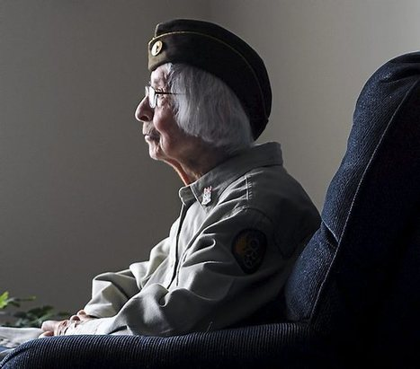 WWII vet shares her stories of the WAC - TwinCities.com-Pioneer Press | World at War | Scoop.it