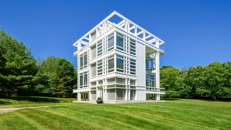 Glass house designed by Mies van der Rohe's grandson asks $1.2M | Today's Modern Architects and Architecture | Scoop.it
