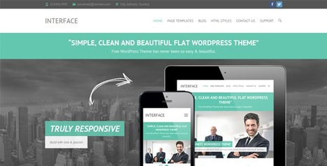 60+ Free WordPress Responsive Themes | WordPress Responsive Themes | Scoop.it