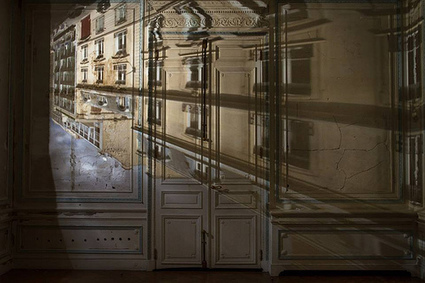 Paris Apartment turned into a Camera Obscura | Film, Art, Design, Transmedia, Culture and Education | Scoop.it