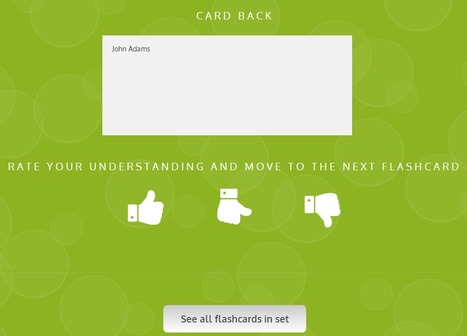 Card Kiwi - Create and Study Flashcards Online | RessourcesEn Vrac | Scoop.it