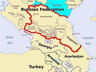 The North Caucasus: Islam, the insurgency and counter-insurgency | The Circassian Star | Scoop.it