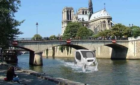 UP Magazine - On va pouvoir voler sur la Seine dès juin prochain   Ressources pour la Technologie au College   Scoop.it