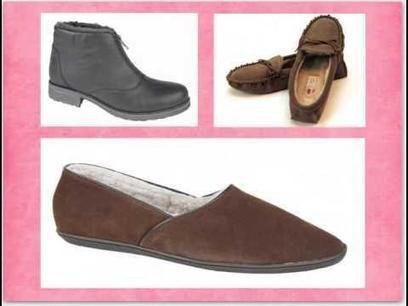 Sheepskin Slippers: Suitable for All Ages and Seasons   Sheepskin Slippers and Boots   Scoop.it