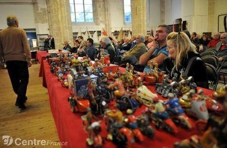 Jouets anciens: Enchères - 700 jouets anciens vendus à la galerie de Chartres, hier   COLLECTION DE JOUETS ANCIENS   Scoop.it