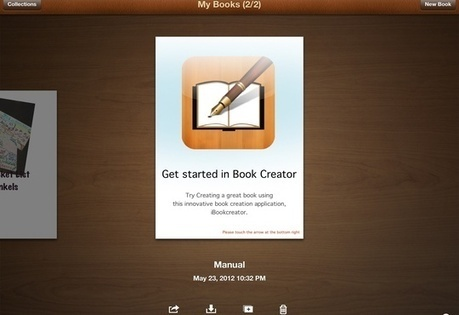 How to Use Book Creator on iPad   IPads I. The Elementary School Library   Scoop.it
