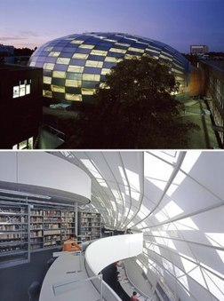 Bizarre-Looking Libraries from All Over the World | The Information Professional | Scoop.it