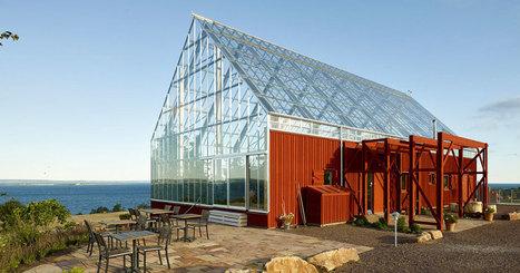 Cette maison autosuffisante produit plus d'aliments que de déchets | Architecture Organique | Scoop.it