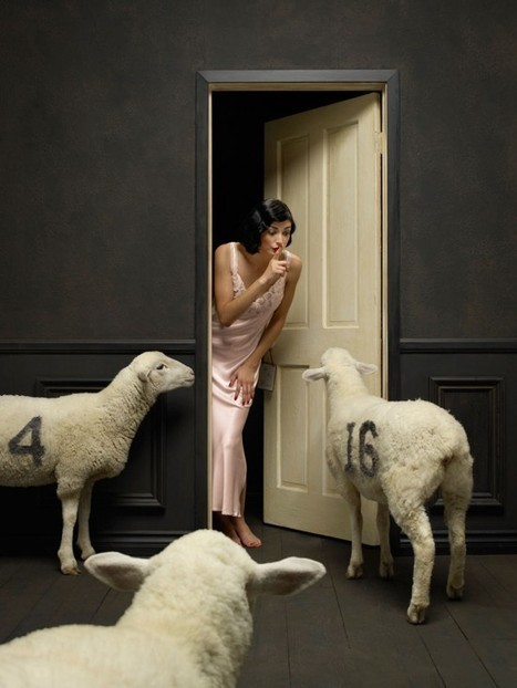 Surreal Photography by Hugh Kretschmer | Photography News Journal | Scoop.it