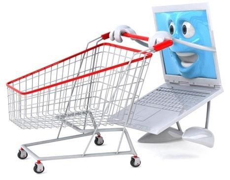 Un quart des Français termine sur le web un achat commencé en magasin | Actu et stratégie e-commerce | Scoop.it