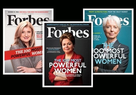 A View From The Top: Advice From The Super Successful - Kathy Caprino Career Bliss - Forbes | Women Innovators | Scoop.it