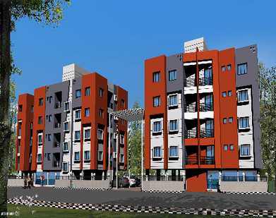 Eden Flora II-Flats, Apartment for sale in Kolkata,E. M. Bypass (near New Garia Metro) | Realestedgroup | Scoop.it