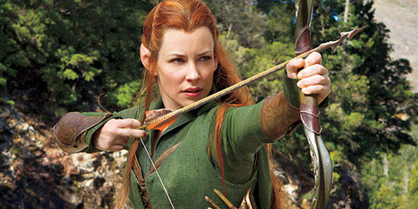 Evangeline Lilly Has One Big Problem With The Hobbit: The Desolation Of Smaug - Cinema Blend | 'The Hobbit' Film | Scoop.it