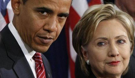 Hillary Clinton 'loves' the idea of appointing Obama to Supreme Court | American Politics | Scoop.it