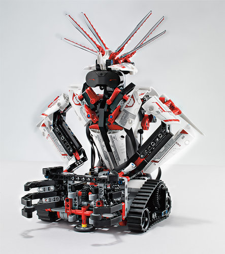 Lego Unveils Mindstorms EV3: A Robot Kit That's iPhone-Controlled | scatol8® | Scoop.it