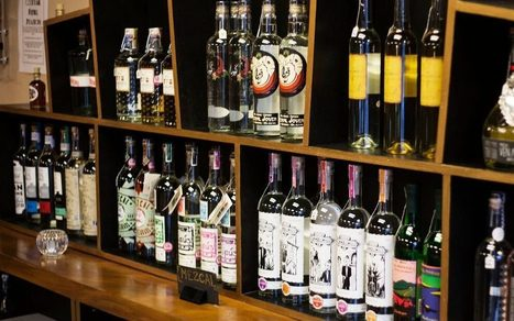 Move over tequila, mezcal is on the rise | Agave and Mezcal | Scoop.it
