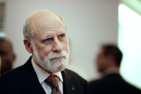 5 insights from Vint Cerf on bitcoin, net neutrality and more   Occupy Your Voice! Mulit-Media News and Net Neutrality Too   Scoop.it