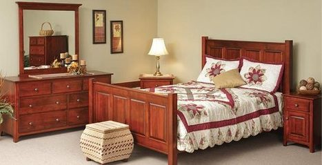 Amish Bedroom Furniture,  Entertainment Centers, Tables Collection | Amish Furniture Collections | Scoop.it