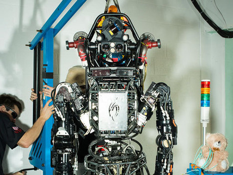 DARPA Finals: Separating the Robot Men From the Robot Boys | Heron | Scoop.it