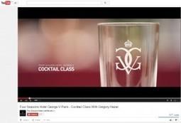 Four Seasons donne des cours de cocktails à Paris | Stratégie de contenu | Scoop.it
