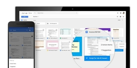 Five new ways to reach your goals faster with G Suite | Keeping up with Ed Tech | Scoop.it