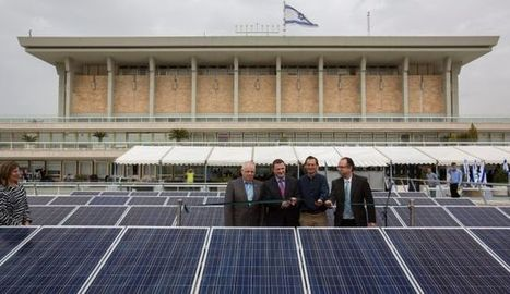Israel installs solar panels on Knesset roof - National   Green Forward - Environment-World   Scoop.it