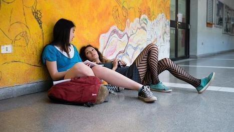 2 jeunes sur 3 sont confrontés à la violence à l'école ou à la fac | Actus | Scoop.it