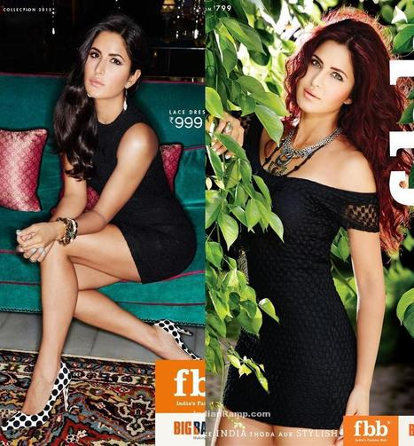 Katrina Kaif in Off Shoulder Black Short Skirts, Actress, Bollywood, Western Dresses | Indian Fashion Updates | Scoop.it