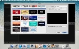 Using iMovie in the Elementary Classroom: Part2 | Technology in the Classroom | Scoop.it