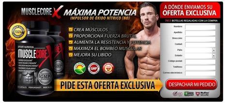 Muscle Core X Las Críticas Edificio del Músculo Suplemento - Si se Funciona Realmente? | Helps-To-Grow-Muscular-Body | Scoop.it