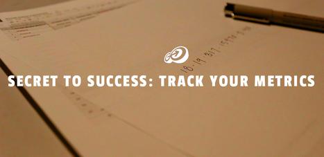 Secret to Success: Track Your Metrics! | Marketing_me | Scoop.it