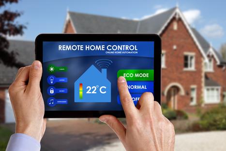 Domotique et bien-vieillir à domicile : quelles pistes de développement ? | Domotique, Immotique, Robotique | Scoop.it