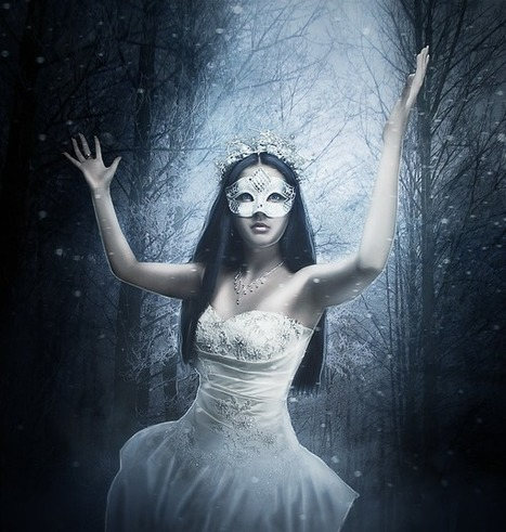 Create a Stunning Winter Princess Artwork in Photoshop | Photoshop Photo Effects Journal | Scoop.it