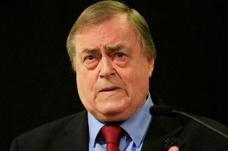 John Prescott révèle que sa culpabilité dans la guerre « illégale » en Irak le hantera pour le restant de ses jours | Econopoli | Scoop.it