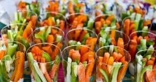 20 idées végétariennes et créatives pour accompagner votre apéro | Food sucré, salé | Scoop.it
