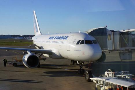 Air France innove sur ses vols Toulouse-Paris | Ubleam | Scoop.it