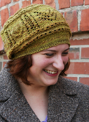 Whorled hat : Knittyspin Deep Fall 2013 | Knitting for everyday comfort and delight | Scoop.it